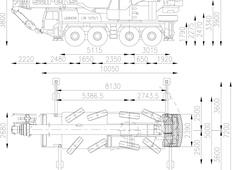 Liebherr LTM 1070.1 Mobile Crane
