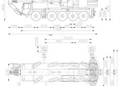 Liebherr LTM 1100.2 Mobile Crane