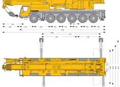Liebherr LTM 1150-6.1 Mobile Crane