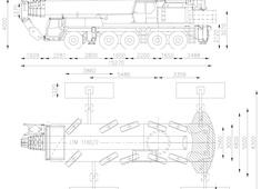 Liebherr LTM 1160.2 Mobile Crane