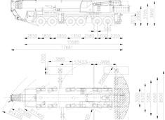 Liebherr LTM 1250.1 Mobile Crane