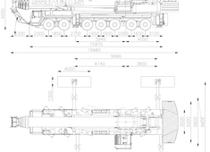 Liebherr LTM 1300 Mobile Crane