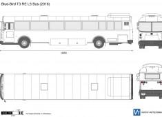 Blue-Bird T3 RE L5 Bus
