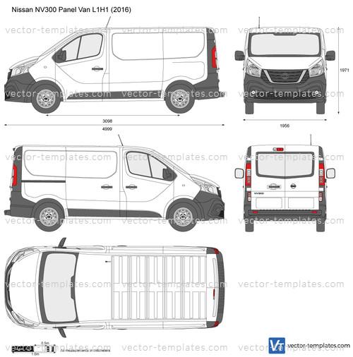 Nissan NV300 Panel Van L1H1
