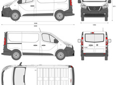 Nissan NV300 Panel Van L1H1