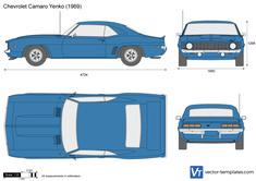 Chevrolet Camaro Yenko