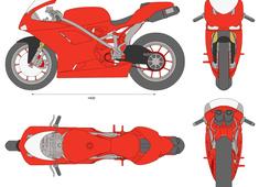 Ducati 1198 R WSBK