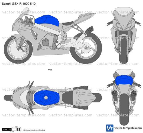 Suzuki GSX-R 1000 K10 WSBK