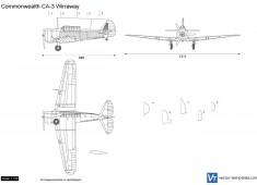 Commonwealth CA-3 Wirraway