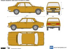 Nissan Bluebird 1600 SSS P510WTK