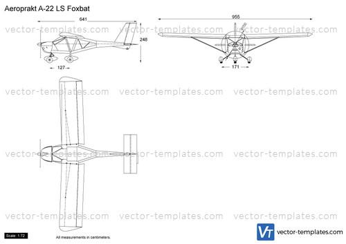 Aeroprakt A-22 LS Foxbat