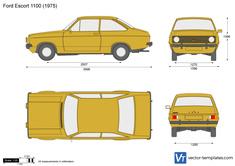 Ford Escort 1100