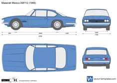 Maserati Mexico AM112