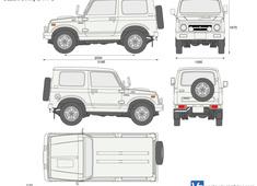 Suzuki Jimny JA11-5