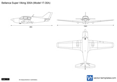 Bellanca Super Viking 300A (Model 17-30A)