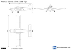 American General Aircraft AG-5B Tiger