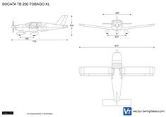 SOCATA TB 200 TOBAGO XL