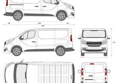 Fiat Talento L1H1