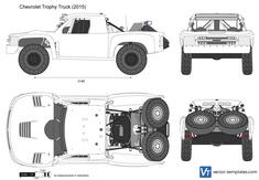 Chevrolet Trophy Truck