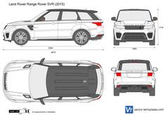 Land Rover Range Rover SVR