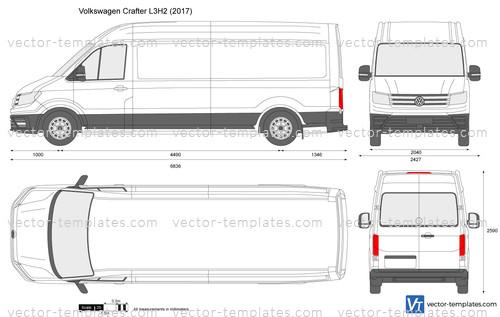 Volkswagen Crafter L3H2