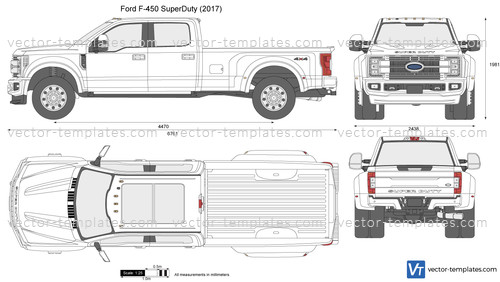2017 Toyota Tundra Regular Cab >> Templates - Cars - Ford - Ford F-450 SuperDuty