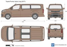 Toyota ProAce Verso Long