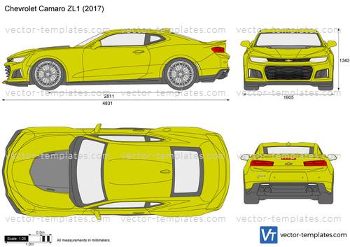 Templates Cars Chevrolet Chevrolet Camaro Zl1