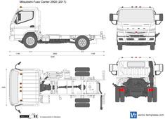 Mitsubishi-Fuso Canter 2800
