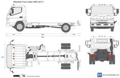Mitsubishi-Fuso Canter 3850
