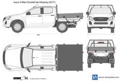Isuzu D-Max Double Cab Alloytray