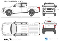 Isuzu D-Max Double Cab Ute
