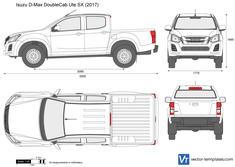 Isuzu D-Max Double Cab Ute SX