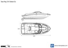Sea Ray 210 Select Ex