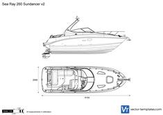 Sea Ray 260 Sundancer v2