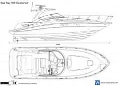 Sea Ray 390 Sundancer