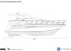 Sea Ray 40 Motoryacht