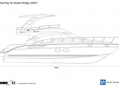 Sea Ray 52 Sedan Bridge