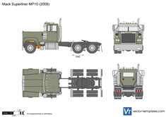 Mack Superliner MP10
