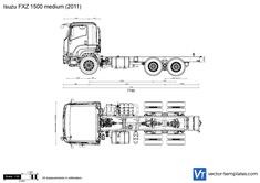 Isuzu FXZ 1500 medium