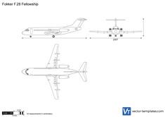 Fokker F.28 Fellowship