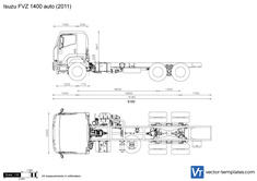 Isuzu FVZ 1400 auto