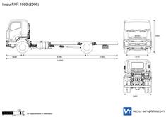 Isuzu FXR 1000