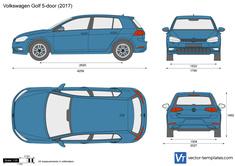 Volkswagen Golf VII 5-door