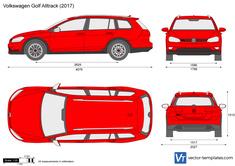 Volkswagen Golf Alltrack VII