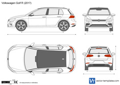 Volkswagen Golf R VII