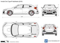 Honda Civic Type-R hatchback FK8