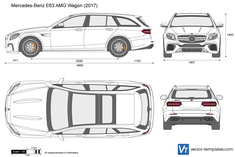 Mercedes-Benz E63 AMG Wagon S213