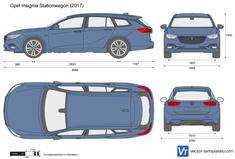 Opel Insignia Stationwagon