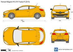 Renault Megane RS 275 Trophy R